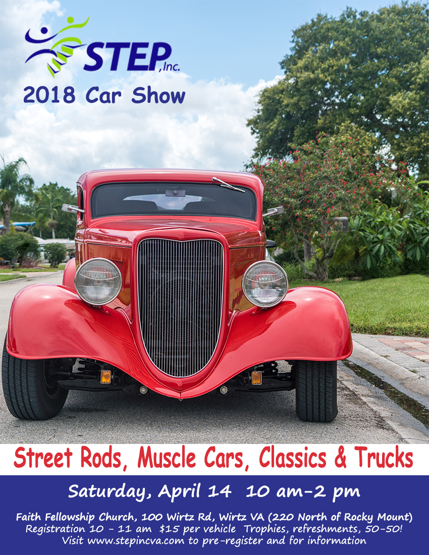 STEP Car Show - Blog